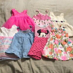Other - Infant girl dress lot